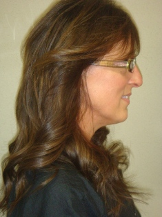 Portland oregon client hair extensions hair extensions photo after hair extensions side view pmusecretfo Images