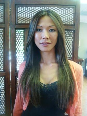 Portland oregon before and after hair extensions hair extensions after hair extensions front view pmusecretfo Images