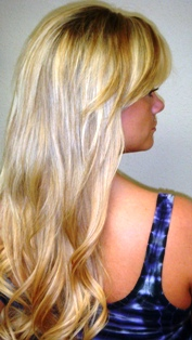 I love my hair extensions from kim client reviews hair after hair extensions side view pmusecretfo Gallery