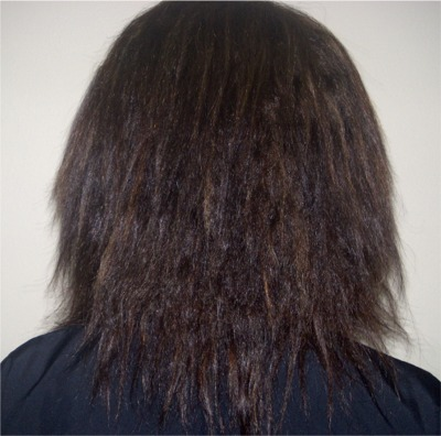 Chemical Straightening : ... out more about Chi Chemical Straightening System - Before Treatments