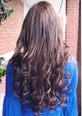 Portland oregon twenty inch hair extensions hair extensions after hair extensions back view pmusecretfo Images