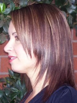 Portland oregon twenty inch hair extensions hair extensions before hair extensions side view pmusecretfo Images