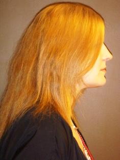 Client hair extensions portland oregon hair extensions photo before hair extensions front view pmusecretfo Images